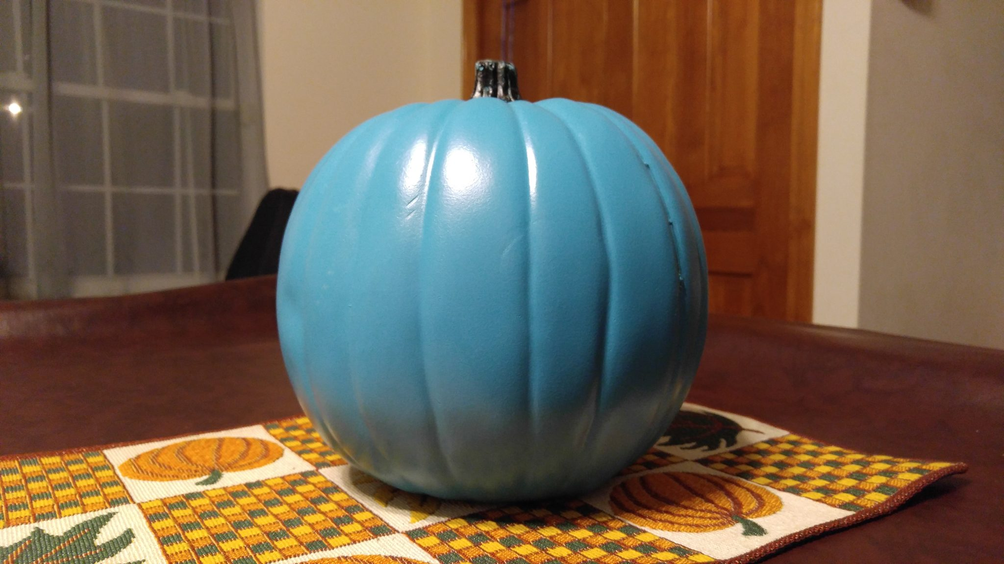 What's That Teal Pumpkin For?