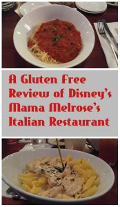 Mama Melrose gluten free review pin 2