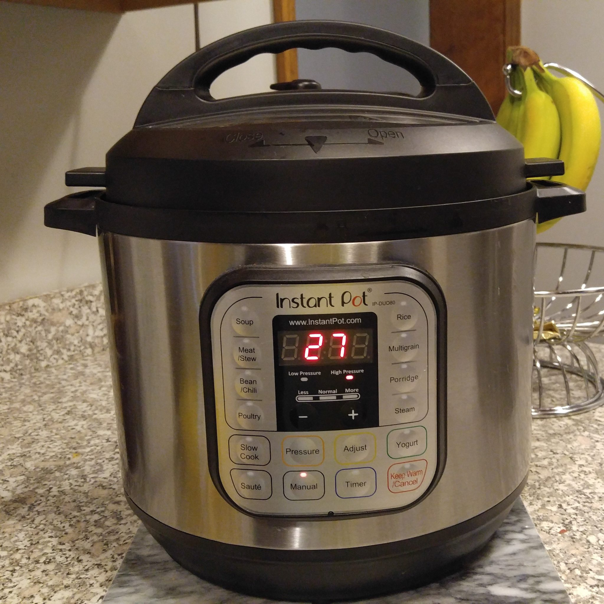 My favorite Kitchen Appliance: An Instant Pot Review