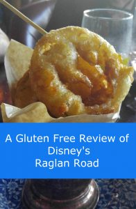 A Gluten Free Review Of Raglan Road