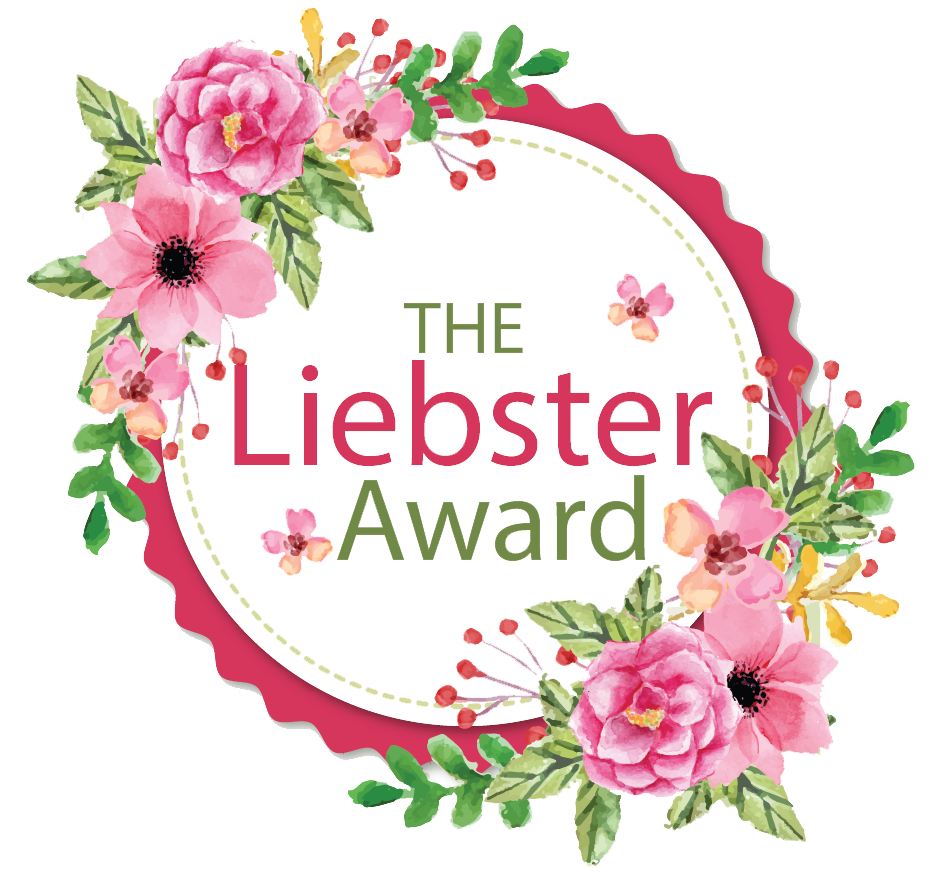 The Liebster Award Flower