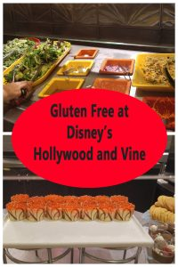 Gluten Free at Hollywood and Vine pin3